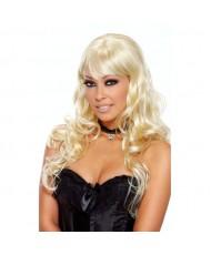 Кудрявый парик блонд LUSCIOUS BLONDE