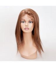 Система замещения волос с шелковой моно-вставкой