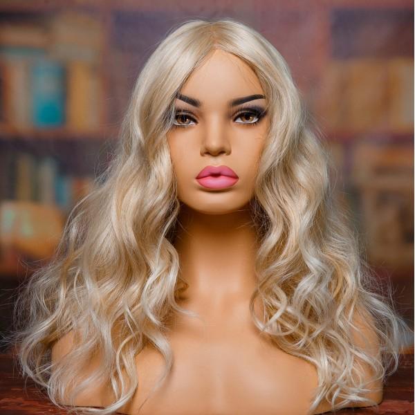 Роскошный блонд - парик для эффектных дам