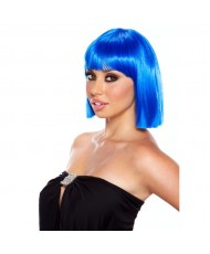 Неоново-синее каре ELECTRIC FANTASY