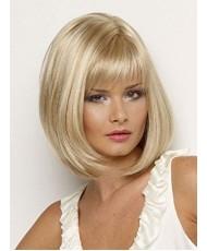 Светлый парик каре Kamilla