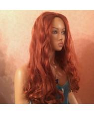 Женский длинный парик без челки