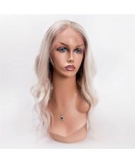 """Парик - система из натуральных человеческих волос """"KIRA"""""""
