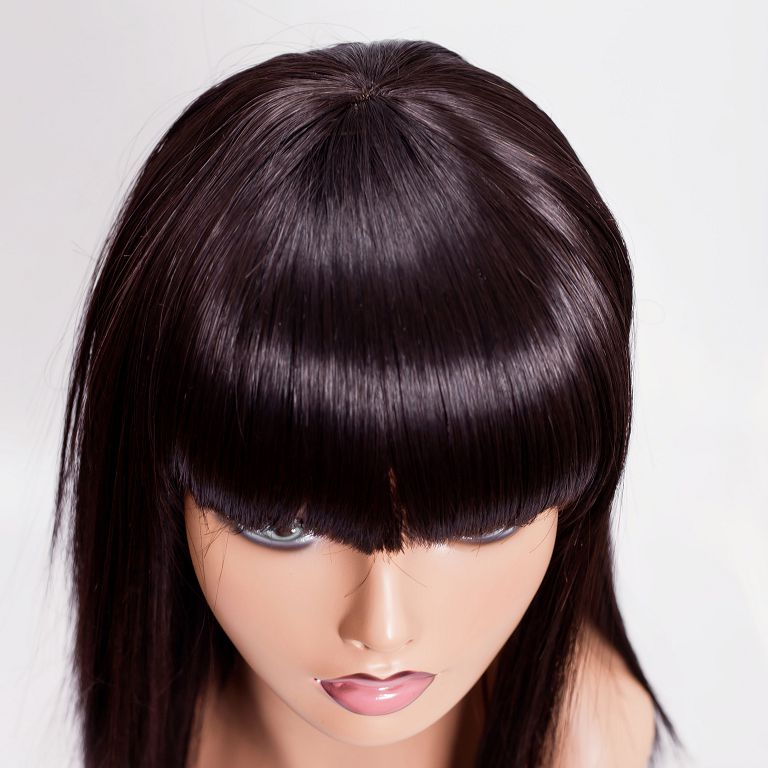 Искусственный парик 4090 АТ вид сверху