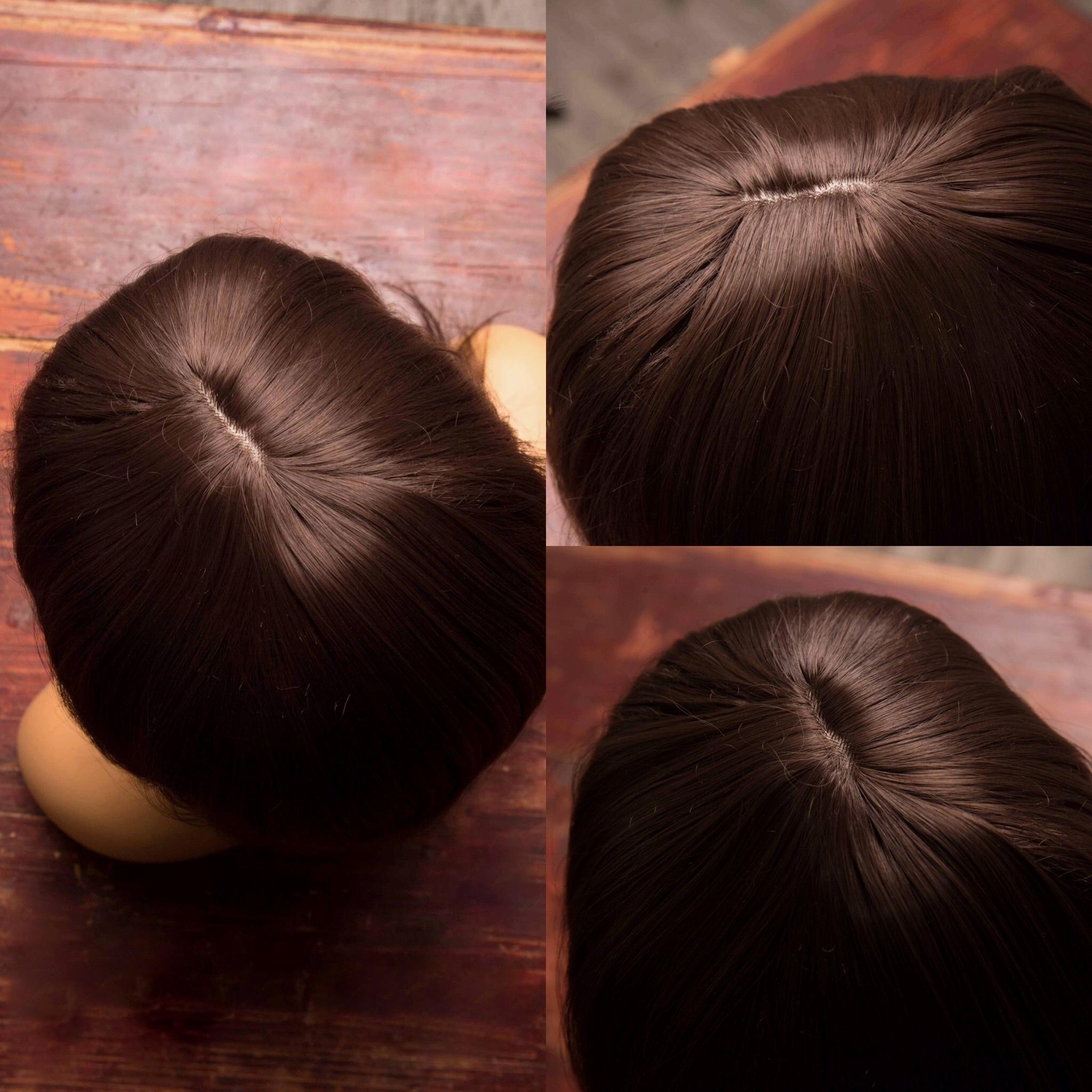 Имитация кожи парик Натали